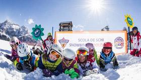 Scuola di Sci Dolomites